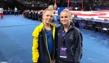 Finalplatser i världscupen i Paris för Jonna och Jessica