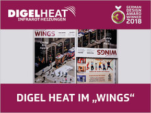 DIGEL HEAT fliegt mit Eurowings