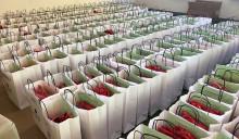 1 700 medarbetare på Akademiska springer Blodomloppet
