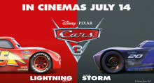 This Summer - IT'S ON with Disney Pixar's Cars 3!