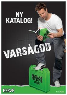 Katalogsläpp på G på ESSVE!