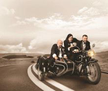 Istanbuls stoltheter Taksim Trio återvänder till Göteborg