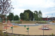 Pressinbjudan 8/9: Välkommen till invigningen av Göteborgs nya park