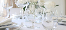 Tips til vedlikehold av glass