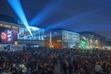 Fira in det nya året med Emma Knyckare på Götaplatsen