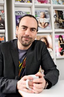 Joakim Jardenberg får Sociala medier-priset 2013