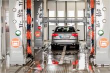 Årets viktigaste biltvätt