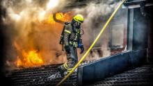 Rekordfå branndøde