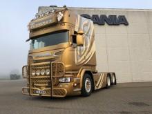 Legendarisk norsk Scania fik nyt liv i Danmark efter trafikulykke