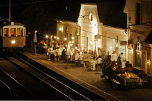 110 Jahre Rittner Bahn - Veranstaltungen am Ritten