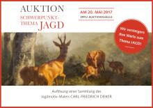 """Auktionshaus Eppli erzielt Bestpreise zum Thema """"Jagd"""""""