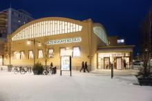 Pressinbjudan Nystart för Vetenskapens hus i Luleå