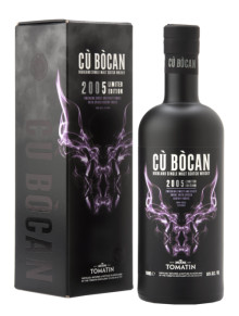 The Scottish Highland Beast Cù Bòcan 2005 Vintage Limited Edition