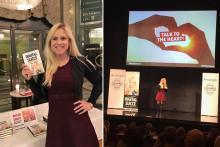 Hundratalet deltog på inspirationsrik Partnerdag på Oscarsteatern