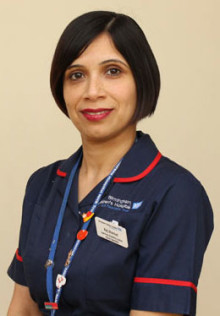 Nurse from Birmingham Children's Hospital recognised at national awards