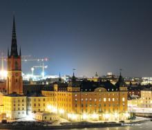 Det lyser för mycket om Stockholm