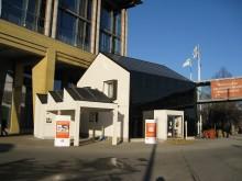 Nu öppnar den klimatsmarta villan i perfekt läge vid Svenska Mässan i Göteborg