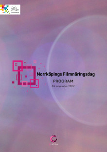 Program, Norrköpings Filmnäringsdag 2017