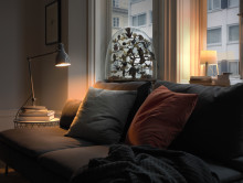 Sådan indretter du dit hjem med god belysning