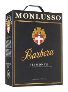 Nyhet! Första Barberan från Piemonte på box  - Monlusso Barbera 2015