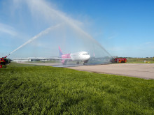 Growth for Wizz as 1.3 Million passengers use LLA in April