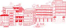 Riksbyggen och Citycon får klartecken för 400 nya bostäder i Jakobsberg