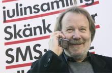 Pressinbjudan (påminnelse): Vem tar över efter Benny Andersson? - Röda Korset lanserar årets ringsignal