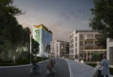 Diakonhjemmet hage med høye ambisjoner for bærekraft