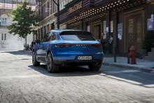 Den nye Porsche Macan lanceres i Europa