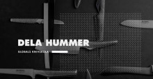 Globals knivskola: Dela hummer