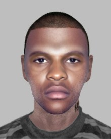 E-fit of suspect released  re Westminster rape