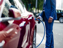 Tjänstebilsförarna ratar dieseln till förmån för bensinhybriden