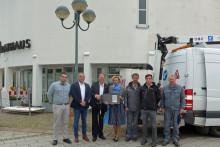 Unterhaching stellt 2.246 Straßenleuchten auf LED um
