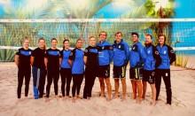 Rekordmånga beachvolleyspelare är ute på världstouren