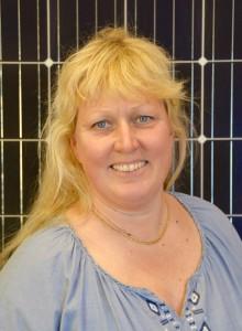 Anna – en av Sveriges första certifierade solcellsinstallatörer