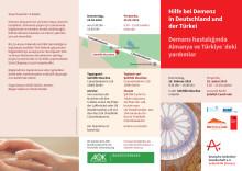 Flyer zur deutsch-türkischen Tagung am 25.2.2016 in Berlin