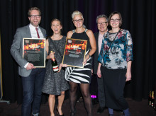 Sigma vinnare på Swedish Learning Awards