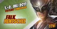 Marvel und DC´s Stars kommen zur Comic Con Stuttgart im Juli 2017