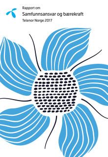 Rapport om Samfunnsansvar og bærekraft Telenor Norge 2017