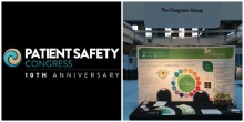 Finegreen exhibiting at the Patient Safety Congress & Awards today & tomorrow!