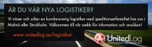 UnitedLog växer - och letar efter en logistiker med speditionserfarenhet