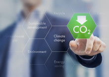 Koldioxidpriset drar upp elpriserna