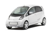 Mitsubishis elbil har Sverigepremiär på Motormässan i Malmö