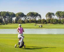 Nordmenn booker golfreiser som aldri før