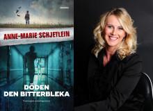 """Västkustens nya deckardrottning aktuell med """"Döden den bitterbleka"""""""