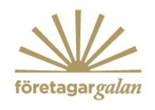 Fem UIC-företagare finalister i årets Företagargala i Uppsala
