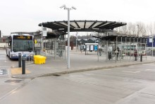 Radcliffe's new bus station now complete