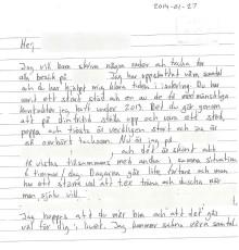 Röda Korset vittnar om att många far illa i svenska häkten