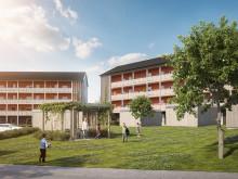 Stort förhandsintresse för BoKlok lägenheter i Karlskrona