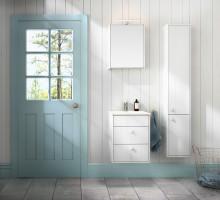 Suomalaiset suosivat valkoista, modernia kylpyhuonetta – sotkuisuus ja likaisuus aiheuttavat eniten ärsytystä